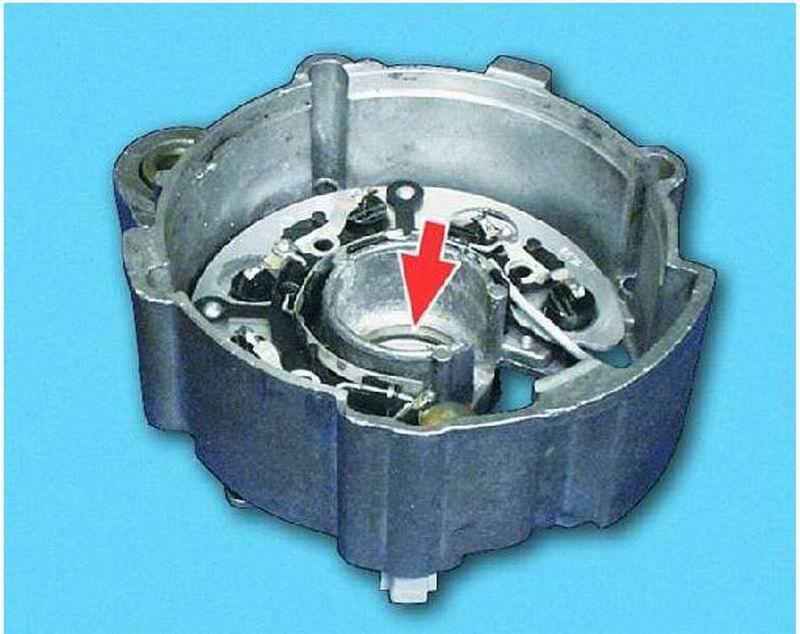 Замена подшипников генератора ваз 2109 инжектор